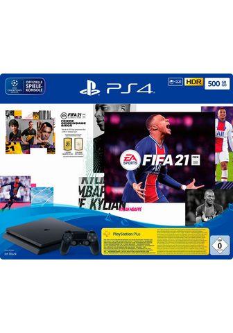 PlayStation 4 Slim ir FIFA 21