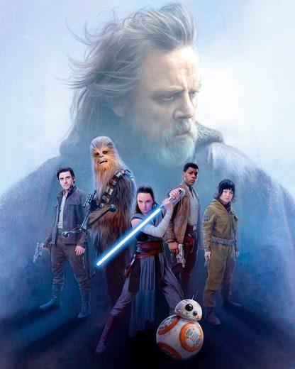 KOMAR Vliestapete »Star Wars Last Hope«