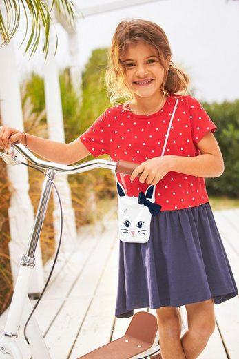 KIDSWORLD Jerseykleid mit kleiner applizierter Tasche