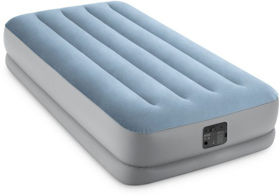 Intex Luftbett »DURA-BEAM® Plus Series Raised Comfort Airbed«, (Set, mit Transporttasche)