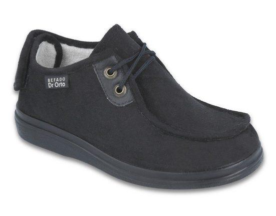 Dr. Orto »Bequeme Straßen-Schuhe für Herren« Spezialschuh Präventivschuhe, Gesundheitsschuhe