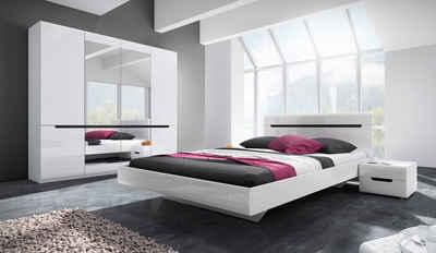 Schlafzimmer-Set »Hektor«, (4-St)