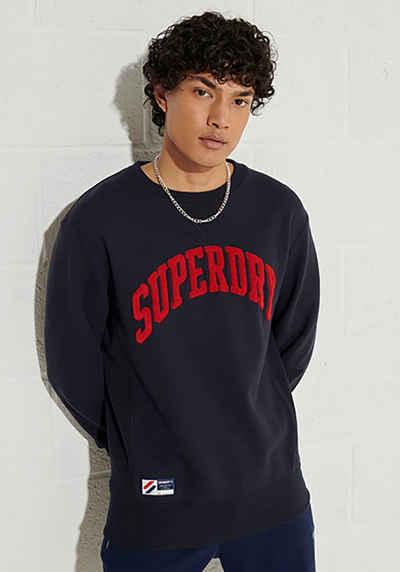 Superdry Sweatshirt »VARSITY ARCH CREW«