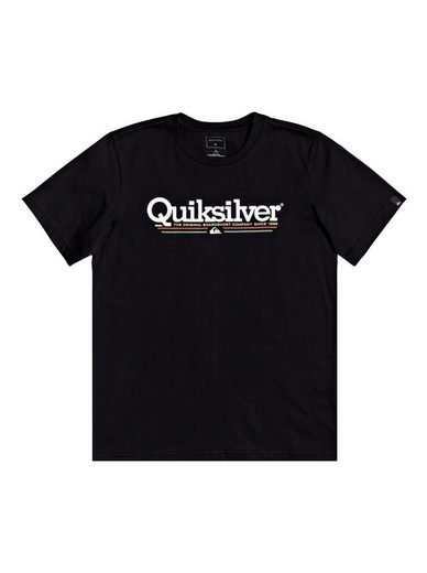 Quiksilver T-Shirt »Tropical Lines«