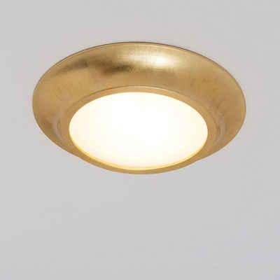 Holländer Deckenleuchte »2-flammig Spettacolo Keramik Gold«