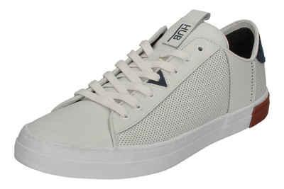 HUB »HOOK PERF SOFTEE« Sneaker White Blue Gravel