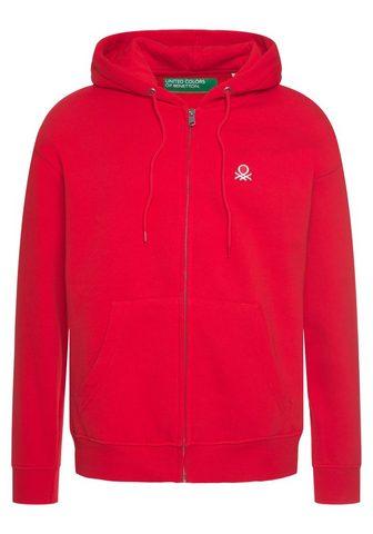 United Colors of Benetton Sportinio stiliaus megztinis su Kordel...