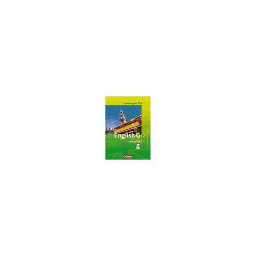 Cornelsen Verlag English G 21, Ausgabe D: 7. Schuljahr, Workbook m. Audio-CD