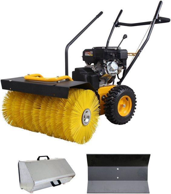 Texas Set: Kehrmaschine Handy Sweep 650TGE