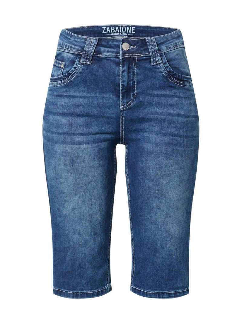 ZABAIONE Jeansshorts »Laura«