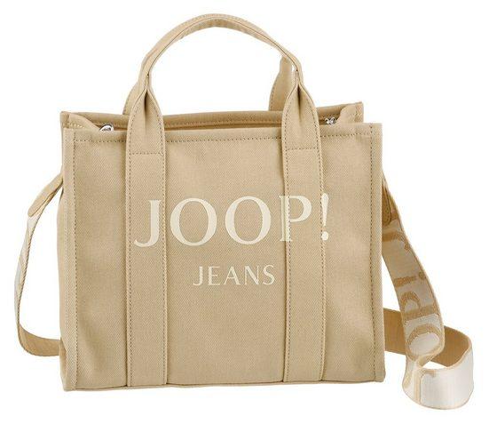Joop Jeans Henkeltasche »Colorato Aurelia«, mit schicken Logodetails