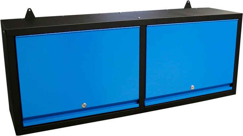 Güde Hängeschrank B/T/H: 120x30,5x46 cm, 2 Türen, abschließbar, für Werkstatt GWS 2 T