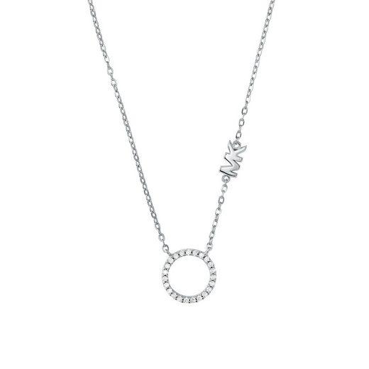 MICHAEL KORS Kette mit Anhänger »Michael Kors Halskette Damen Open Circle Pendant - MKC1458AN040«