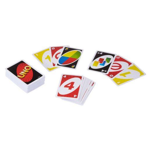 Mattel® Spiel, »Mattel W2087-1 - UNO Kartenspiel«