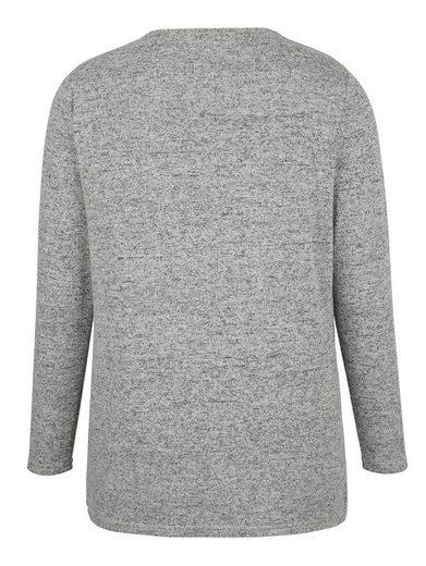 MIAMODA 2-in-1-Shirt mit grafischem Druck