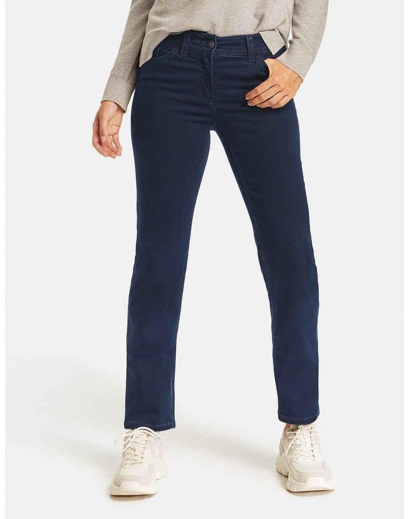 GERRY WEBER Stretch-Jeans »Figurformende Jeans Best4me« (1-tlg) 5-Pocket