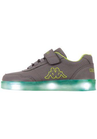 Kappa »RENDON KIDS« Sneaker su farbigen Leuc...