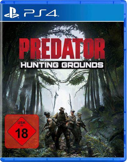 Predator: Hunting Grounds PlayStation 4