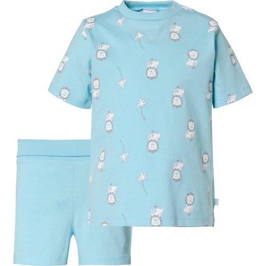 Sanetta Schlafanzug »Baby Schlafanzug für Jungen, Organic Cotton«