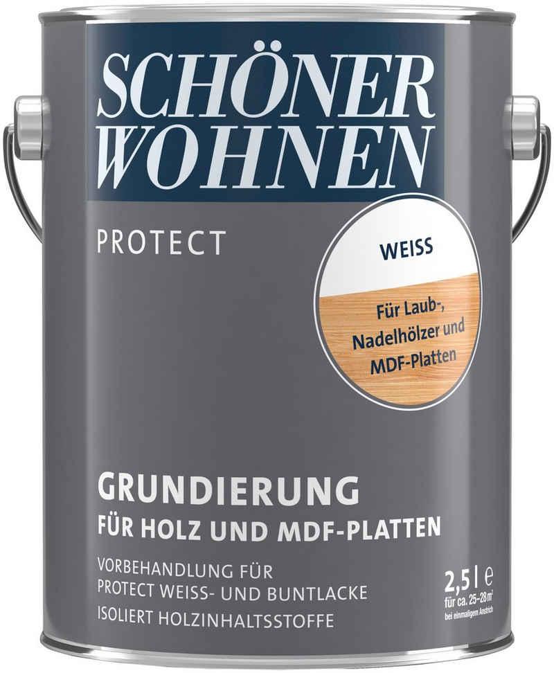SCHÖNER WOHNEN-Kollektion Holzgrundierung »Protect«, für Holz & MDF-Platten