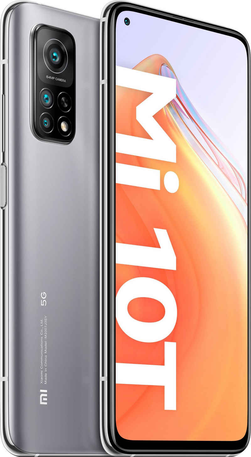 Xiaomi Mi 10T 6GB+128GB Smartphone (16,9 cm/6,67 Zoll, 128 GB Speicherplatz, 64 MP Kamera)