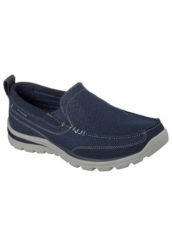 Skechers »SUPERIOR« Slip-On Sneaker su Kontrast...