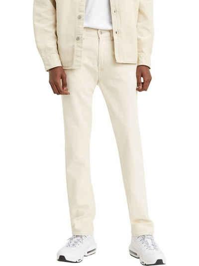 Levi's® Tapered-fit-Jeans »501 SLIM TAPER« Jeanshose mit Stretchanteil