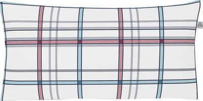 Kissenbezug »ECO 8189«, Irisette (1 Stück), aus zertifizierter Bio-Baumwolle