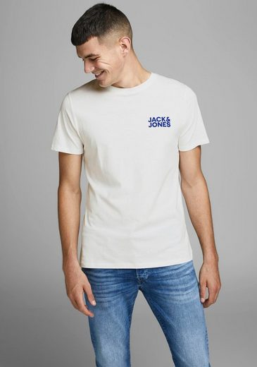 Jack & Jones T-Shirt »CORP LOGO TEE« mit Logoprint