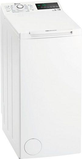 BAUKNECHT Waschmaschine Toplader WMT ZEN 6 BD N, 6 kg, 1200 U/min