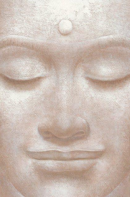 Home affaire XXL Poster, Smiling Buddha, 115/175 cm