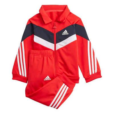 adidas Performance Trainingsanzug »Future Icons Shiny Trainingsanzug«