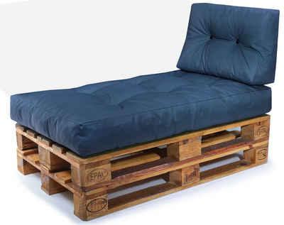 Easysitz Sitzkissen »Palettenkissen Set 2«, 120 x 80 cm für Europaletten