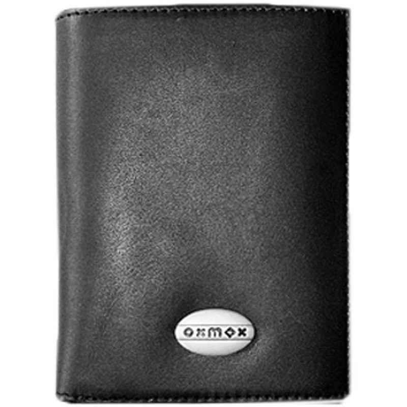 OXMOX Geldbörse »Leather Kombibörse 9,5 cm«