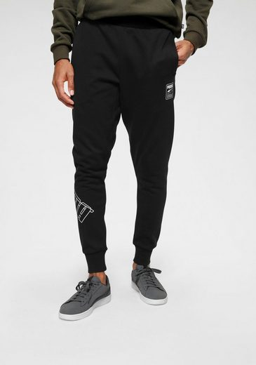 PUMA Jogginghose »Rebel Pants Bold FL cl«