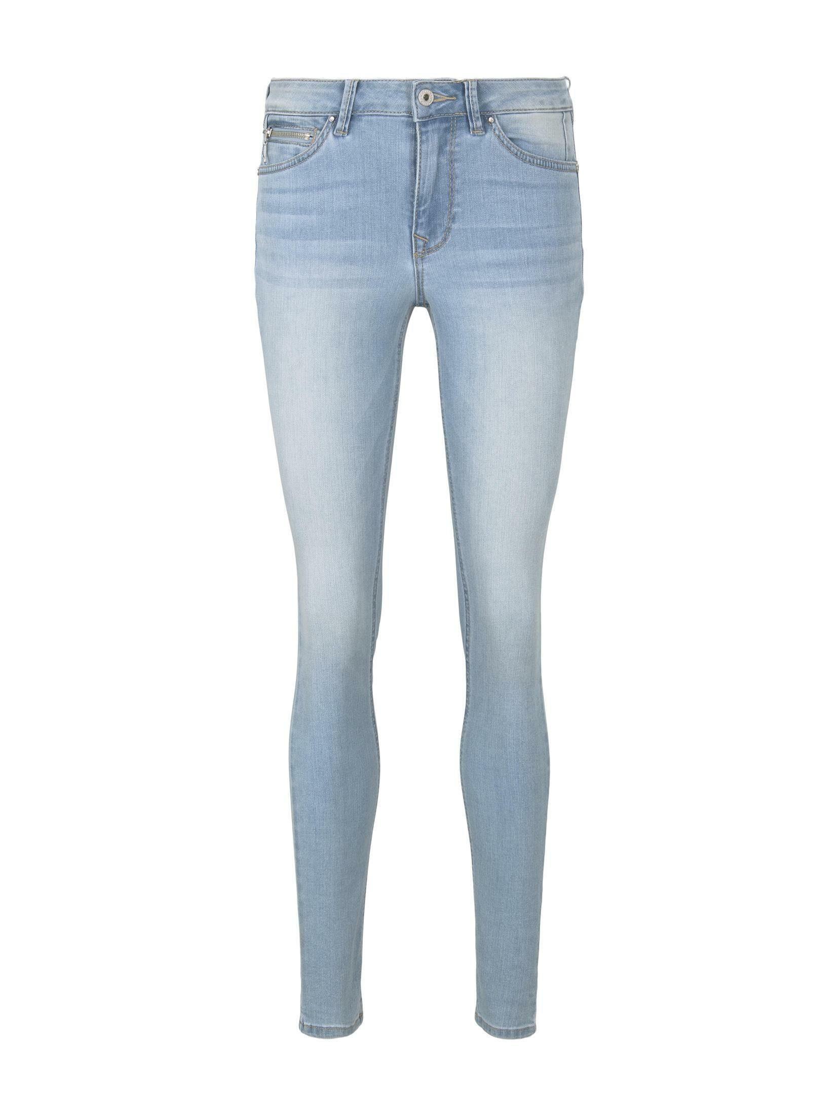 Cipo /& Baxx  Damen Regular Fit Jeans Hose Freizeit Denim Verziert Casual