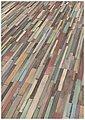 EGGER Laminat »EGGER HOME Dimas Wood bunt«, (Packung), ohne Fuge, 1292 x 245 mm, Stärke: 8 mm, Bild 1