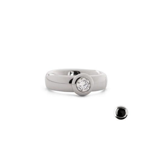 melano Ring in edler Optik »Vicky«
