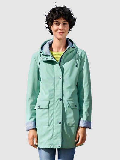 Dress In Regenjacke mit Kapuze