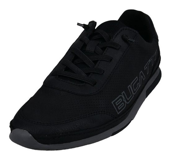 bugatti »Report« Sneaker mit Elastic Laces