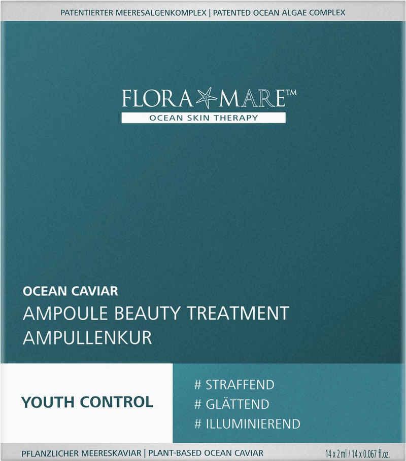 FLORA MARE Gesichtskur »Youth Control Ocean Caviar Ampoule Beauty Treatment«