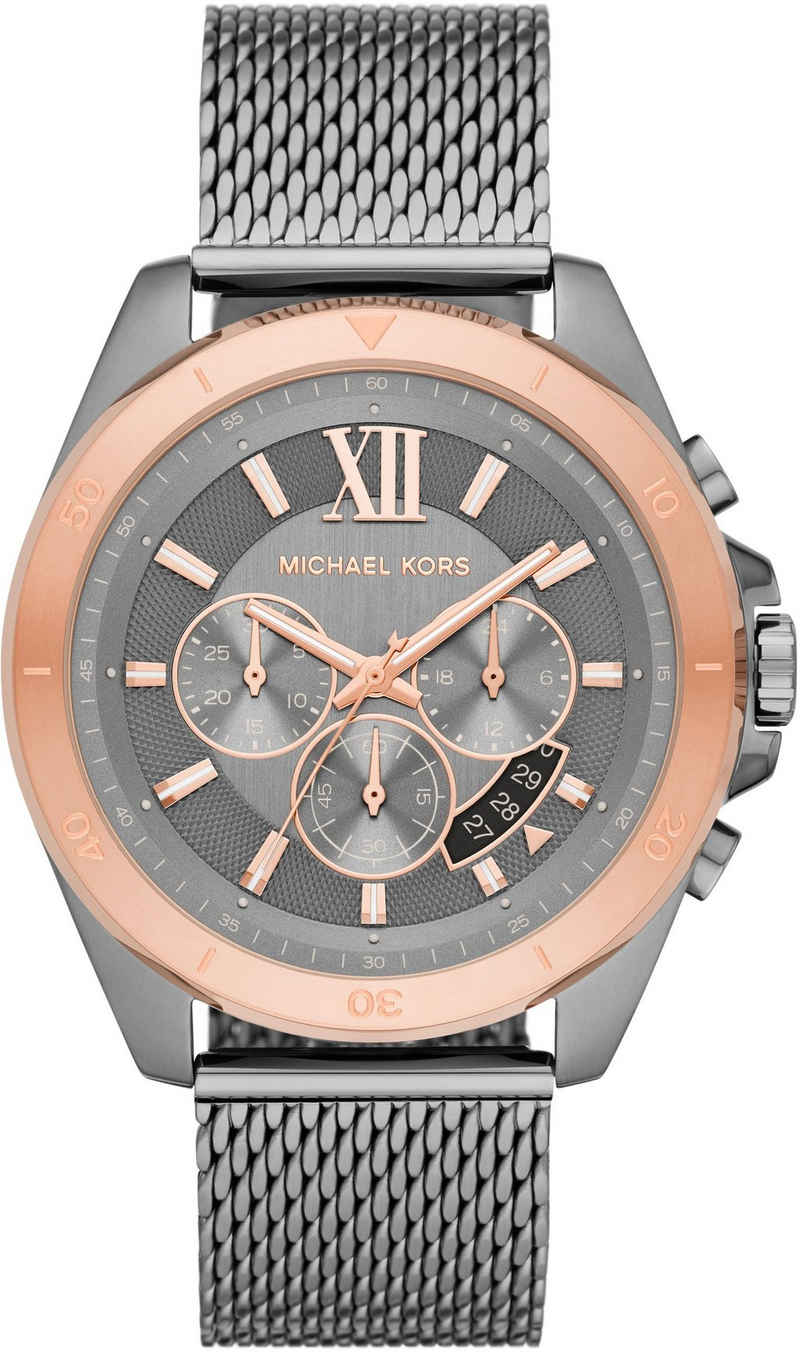 MICHAEL KORS Chronograph »BRECKEN, MK8868«