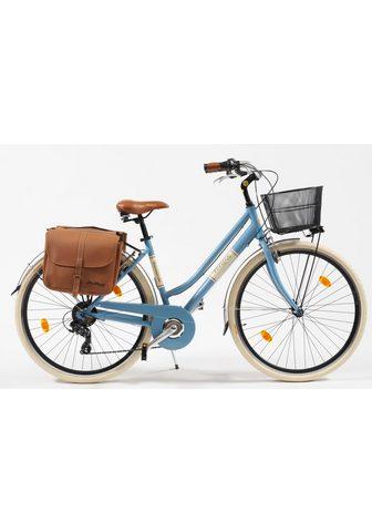 VENICE - I love Italy Dviratis »Citybike 605 Alu Lady« 6 Gan...