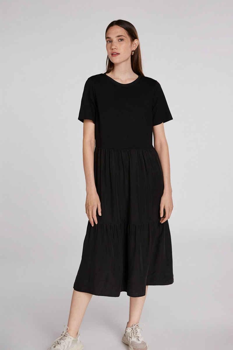 Oui Sommerkleid »Kleid in Midilänge«