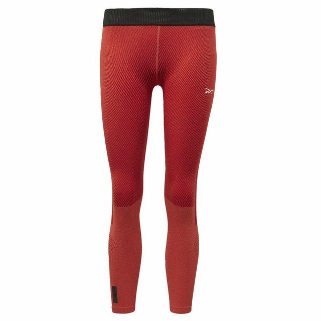 Hosen - Reebok Leggings »United by Fitness MyoKnit Tight« ›  - Onlineshop OTTO