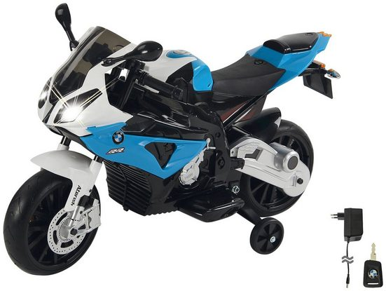 Jamara Elektro-Kindermotorrad »BMW S1000 RR«, Belastbarkeit 35 kg