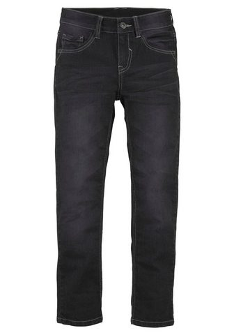 Arizona Stretch-Jeans regular fit su siauras B...