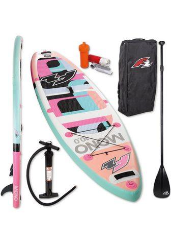 F2 Inflatable SUP-Board » Mono Women« (Se...