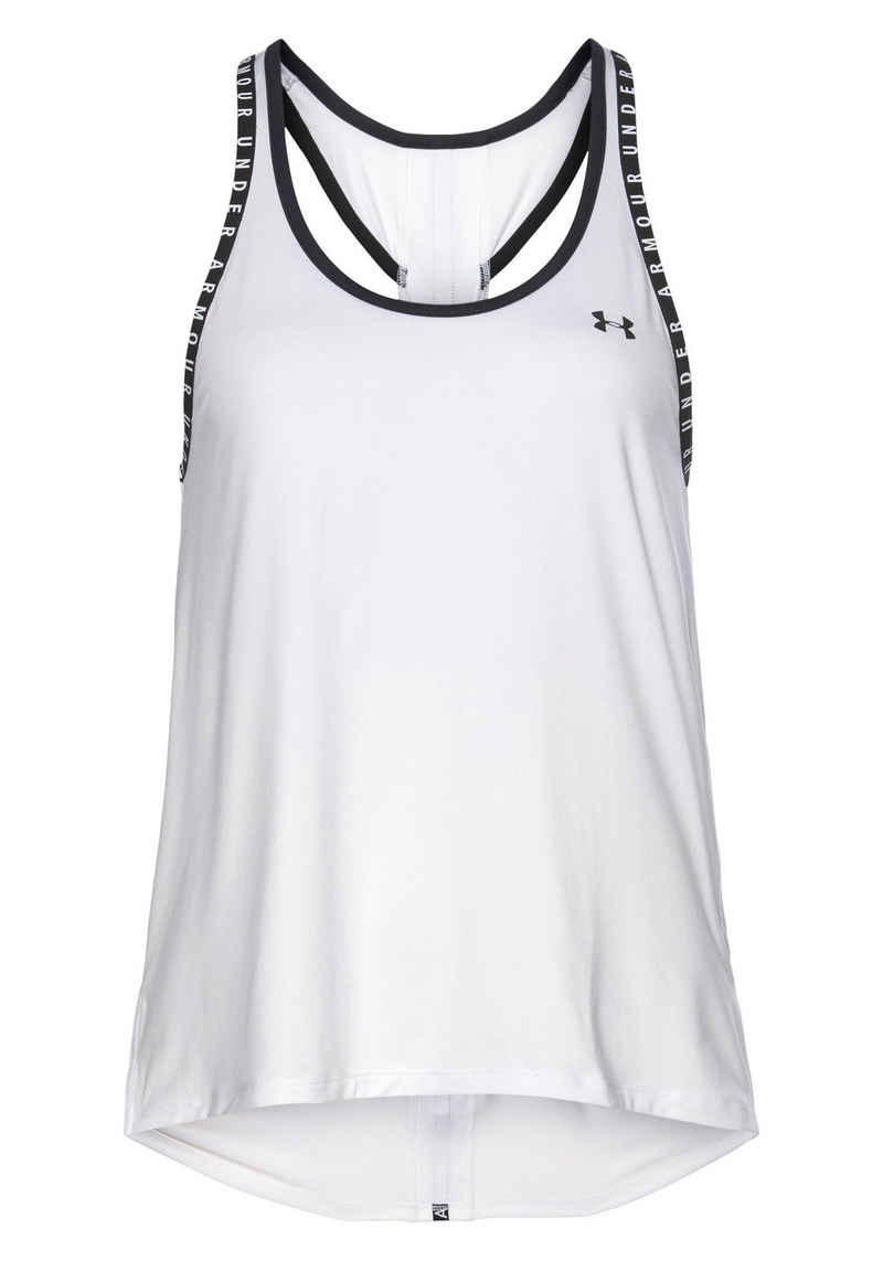 Under Armour® Funktionstop »UA KNOCKOUT TANK«