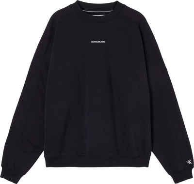 Calvin Klein Jeans Sweatshirt »UNISEX MICRO BRANDING CN«